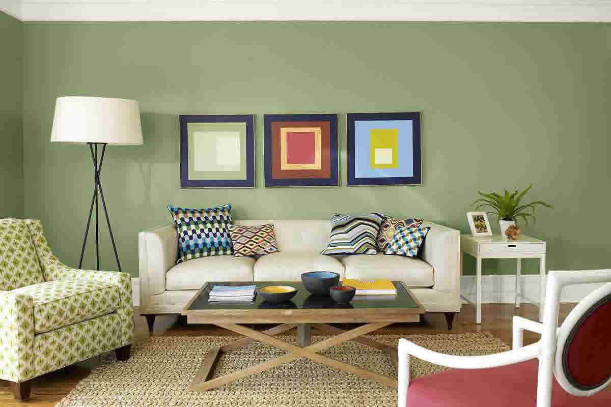 4 Ways To Decorate With Homemade Artwork