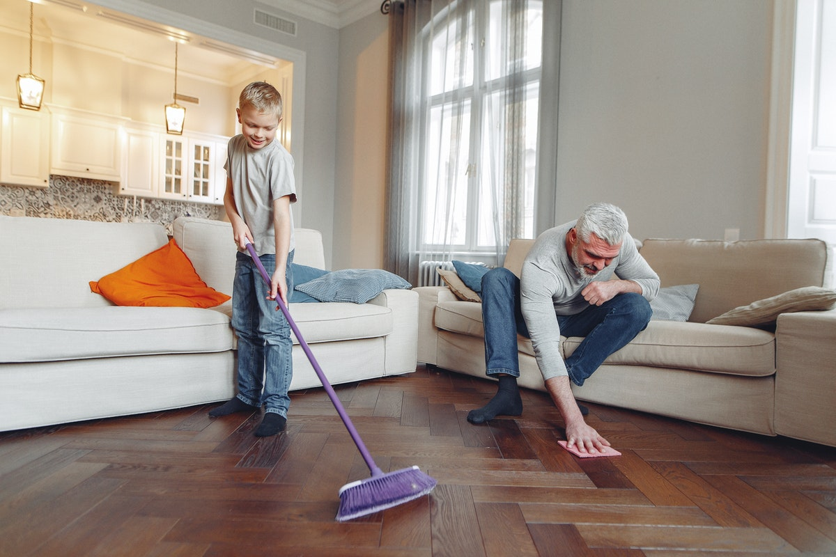 Four Mistakes You Should Avoid When Cleaning Your Apartment Floors