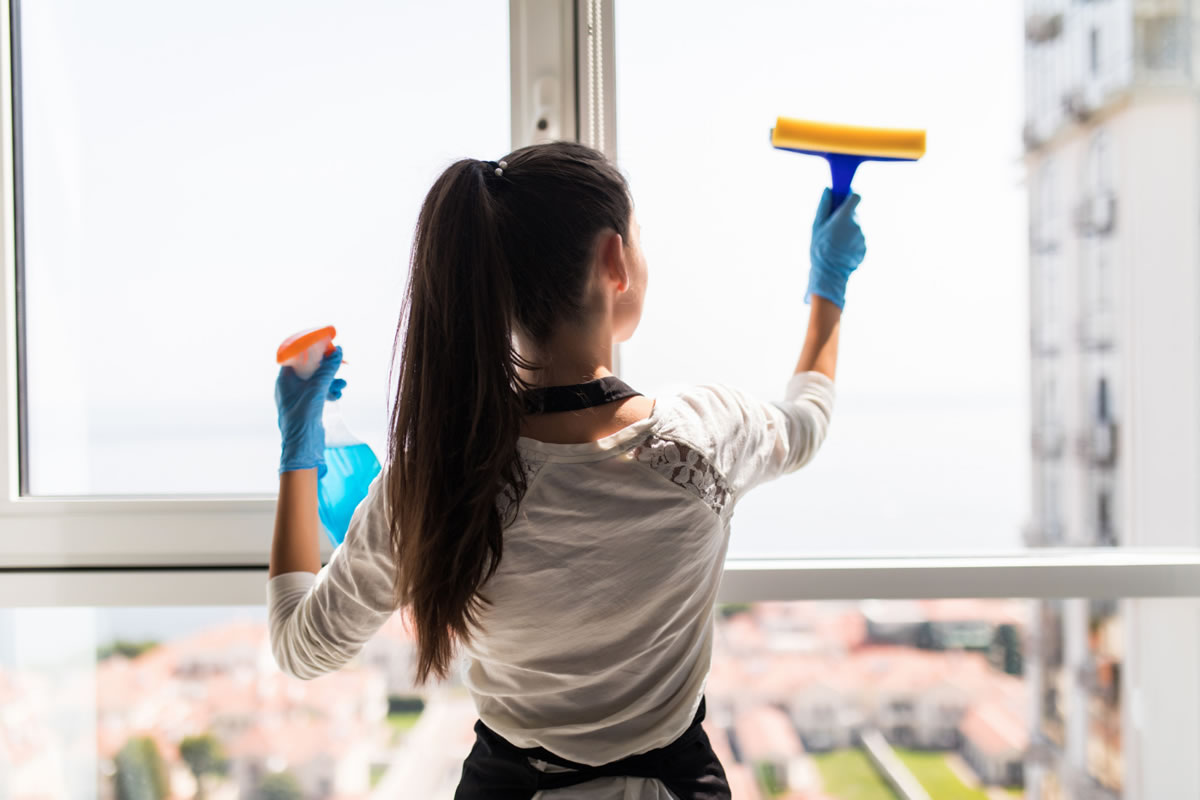 Five Places You Won't Want to Miss When Cleaning your Apartment