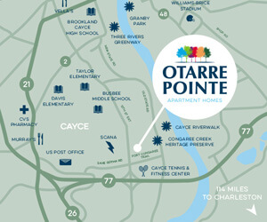 Otarre Pointe Apartment Homes Amenities
